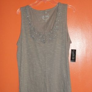 INTERNATIONAL CONCEPTS PLUS SIZE TOP, NWT